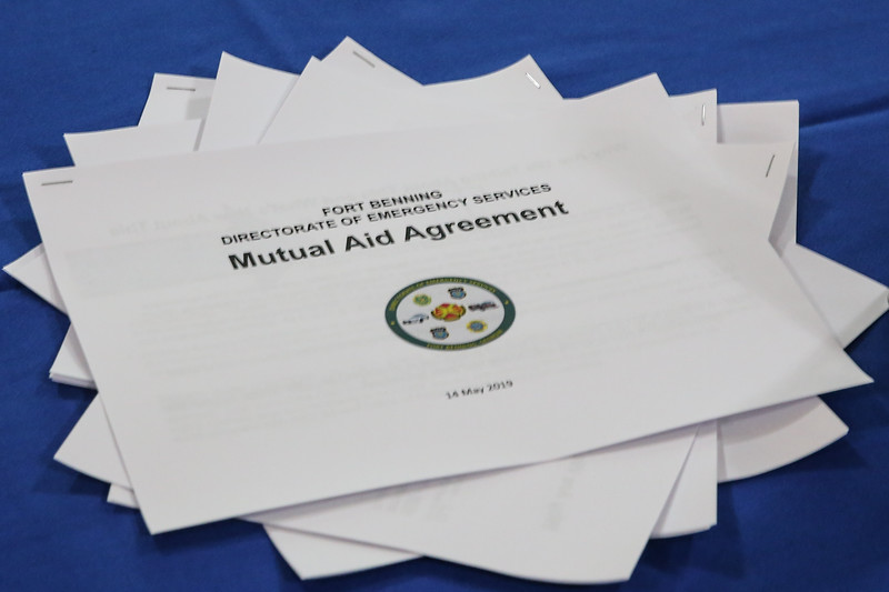 Directorate of Emergency Services Mutual Aid Agreement