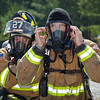 12 MAY 2011 (FORT BENNING, GEORGIA) - Fort Benning Fire and Emergency Services personel perform Live Fire Training. Photo by Kristian Ogden.