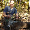 Matthew Sayers, 8pt, Browning .308 BAR, harvested 3 Nov 13