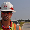 Sr. Project Engineer Brian Hilton. Aug. 26, 2011.