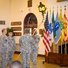19 NOV 2010 - MCoE Garrison Change of Responsibility CSM Foreman to CSM Moore.  Regimental Room, Benning Conference Center, Fort Benning, GA.  Photo by John D. Helms - john.d.helms@us.army.mil