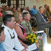 CSM Scott A. Brzak Assumption of Responsibility Ceremony