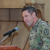 CSM Scott A. Brzak Assumption of Responsibility Ceremony