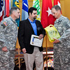29 OCT 2010 - Quarterly Excellence Breakfast, Benning Conference Center; MCoE Fort Benning, GA.  Photo by Shelley Szafraniec - shelley.l.szafraniec@us.army.mil