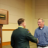 19 APR 2011 - Retirement ceremony for LTC Rash.  Pratt Hall, BLDG 35, MCoE, Fort Benning, GA.  Photo by Kristian Ogden.