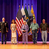 (FORT BENNING, Ga) Maneuver Center of Excellence Fort Benning, Georgia Installation Retirement Ceremony, June 17, 2014 at the Marshall Auditorium. (Photo by Markeith Horace/MCoE PAO Photographer)