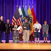 (FORT BENNING, Ga) Maneuver Center of Excellence Monthly Retirement Ceremony, July 15, 2014 at Marshall Auditorium. (Patrick A. Albright/MCoE PAO Photographer)