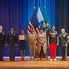 MCoE Monthly Retirement Ceremony for July, 2016