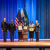 MCoE Monthly Retirement Ceremony for August, 2016