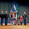 MCoE Monthly Retirement Ceremony for February, 2017