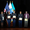 Monthly Retirement Ceremony October