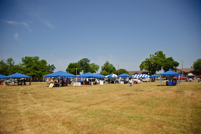 12 MAY 2011 (FORT BENNING, GEORGIA) - Safty and Heath Awareness Day, Stilwell Field. Photo by Kristian Ogden.