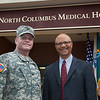 (COLUMBUS, Ga.) Martin Army Community Hospital opens a new North Columbus Medical Home center with a Grand Opening and Ribbon Cutting Ceremony, Friday, September 28, 2012 in Columbus, Ga. (Photo by: Peter Dobson)