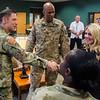 Army Wellness Center Walkthrough with Maj. Gen. Wesley