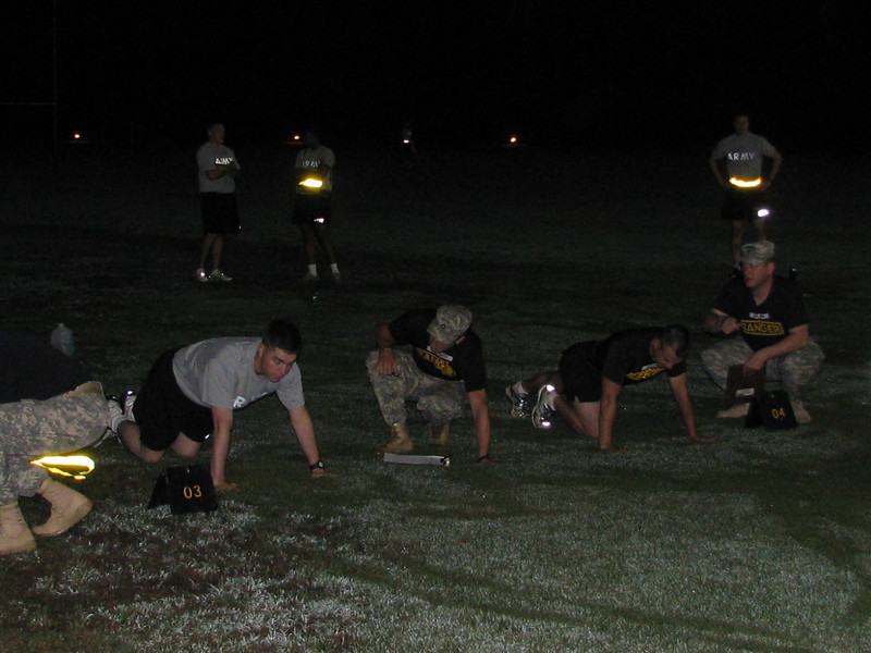 The Best Warrior Competition is four days of tough physical and mental testing to determine who is the best soldier, noncommissioned officer, and drill sergeant in the Maneuver Center of Excellence. Photos courtesy of MCoE.