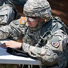 (FORT BENNING, Ga.) Soldiers compete in the Drill Sergeant of the Year, Soldier of the Year and Non Commissioned Officer of the Year Competition, April 22 - 26, 2013 at Fort Benning.