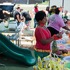(FORT BENNING, Ga) Indianhead Child Development Center Luau Celebration, May 16, 2014. (Photo by Patrick A. Albright / MCoE PAO Photographer)