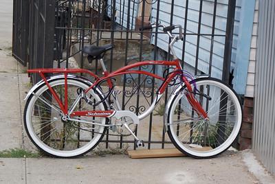Bikes in the Hood