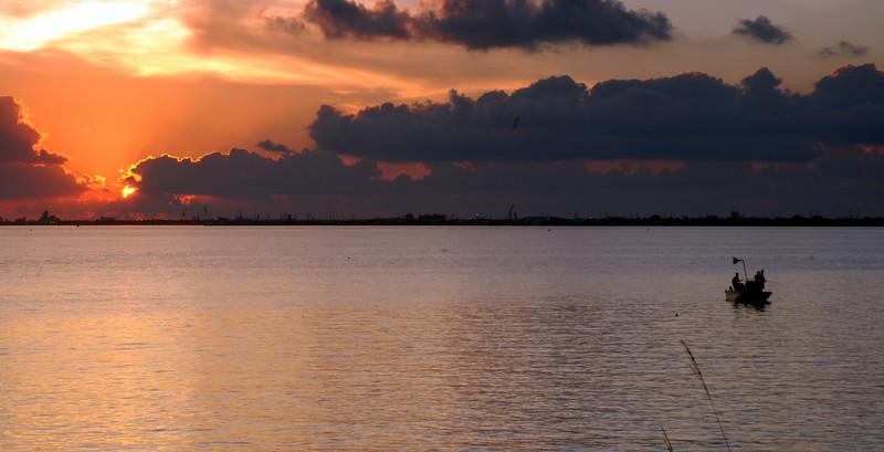 Sunrise Fishermen