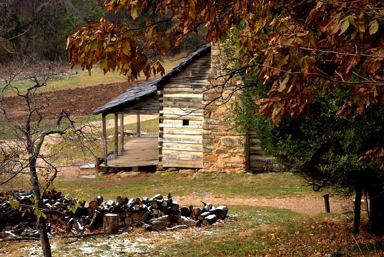 Humpback Rocks - Mountain Farm