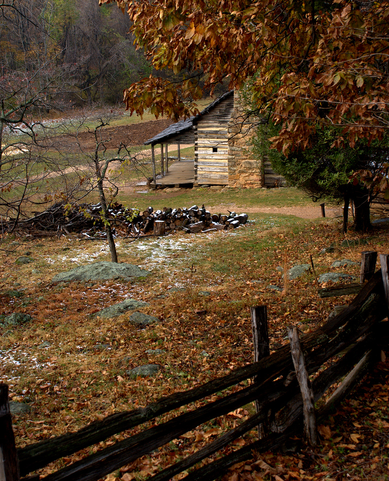 Humpback Rocks - Mountain Farm