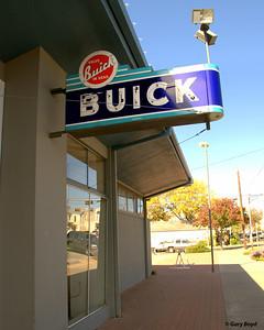 Buick Showroom