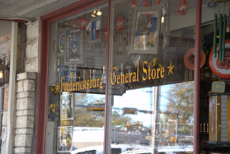 Fredericksburg General Store