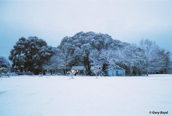 Christmas Snow 2004