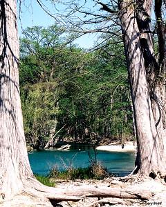 Medina River Swimming Hole