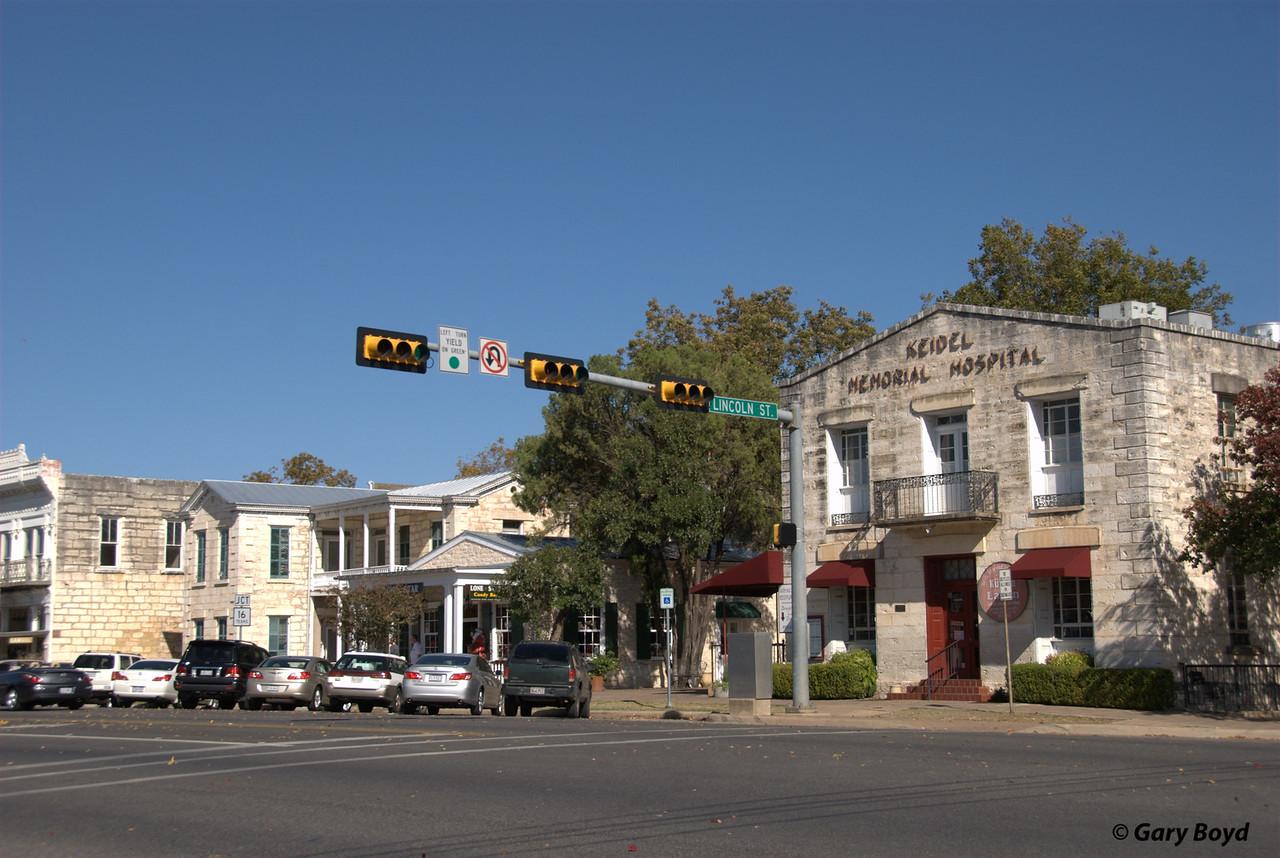 Fredericksburg Street