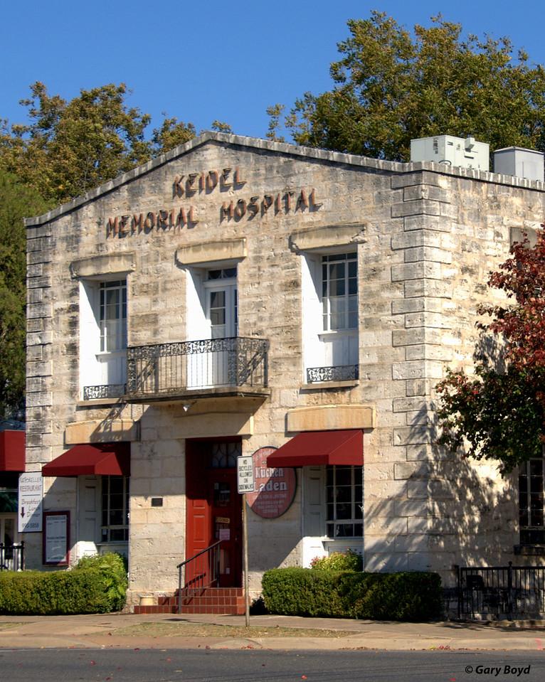 Keidel Memorial Hospital