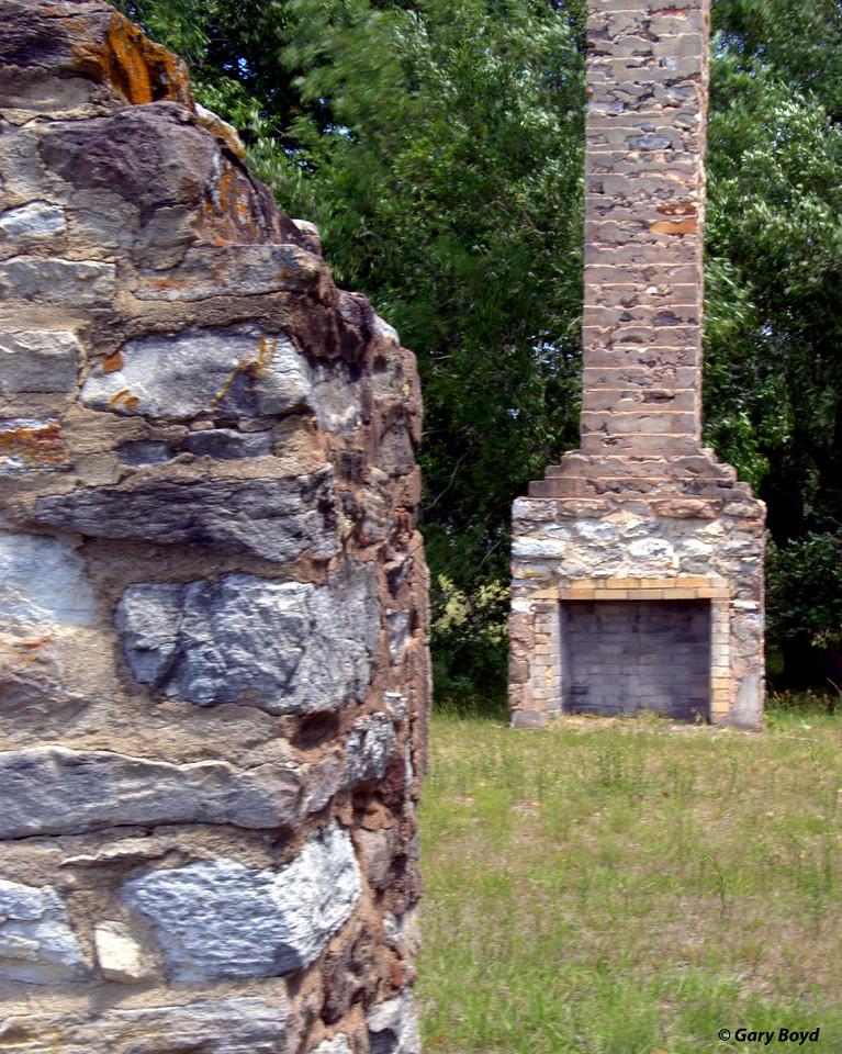 Winedale Chimneys