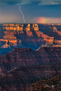 Color and Light, Grand Canyon North Rim
