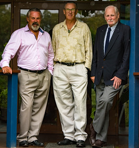 Justin, Stewart & Tony Wade