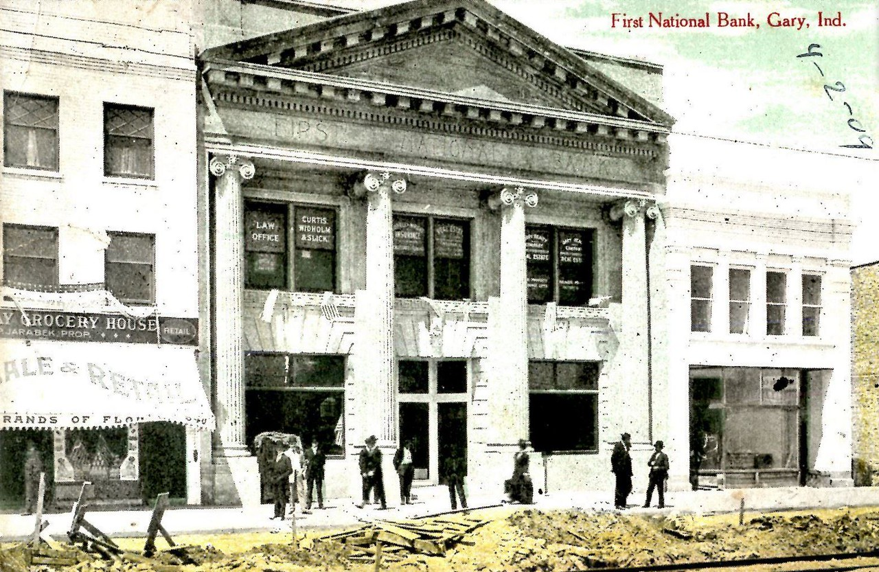 First National Bank Of Gary Indiana