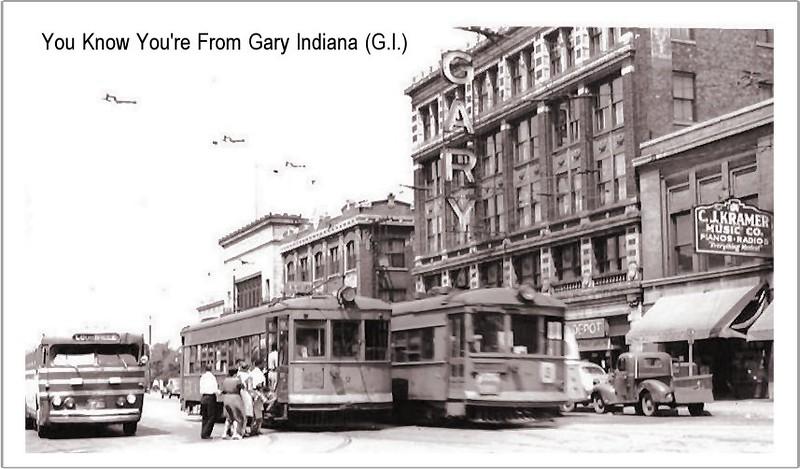 Transportation in Gary Indiana