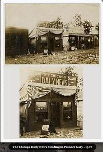 Broadway Gary Indiana 1907
