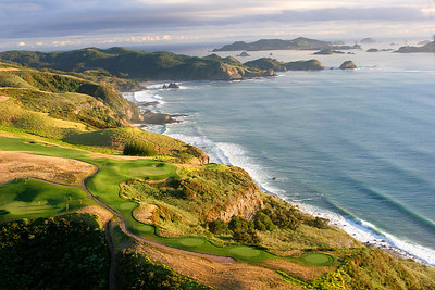 Kauri Cliffs, Bay of Island, New Zealand - Hole 7