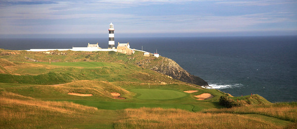 Old Head Golf Links, Kinsale, Ireland - Hole 15