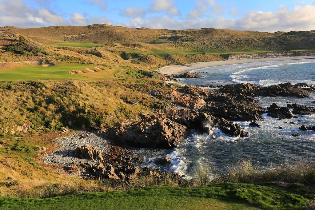 Cape Wickham Golf Links, King Island, Tasmania, Australia - Hole 17