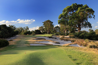 Kingston Heath Golf Club, Melbourne Sandbelt, Victoria, Australia - Hole 15