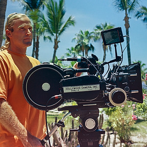Gary Orona With Arri BL4