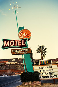 Western Safari Motel