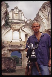 Gary Orona in Guatemala