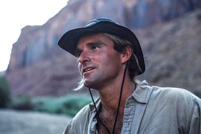 Gary Orona in Moab Riverside
