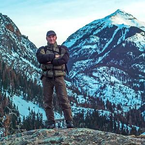 Gary Orona in Ouray Colorado