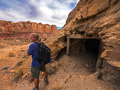 Gary Orona Discovers Uranium Mine