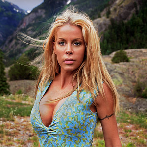 Rocky Mountain Blonde