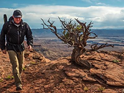 Gary Orona Canyon Overlook