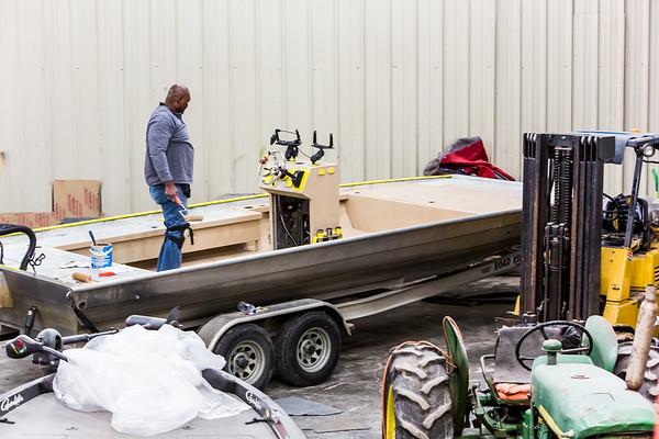 Guide Boat Non-Skid